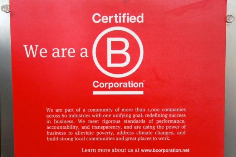 B Corp Conversation article