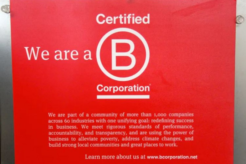 B Corp Conversation article