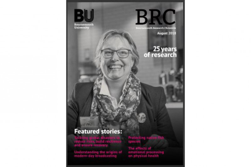 Bournemouth Research Chronicle - out now