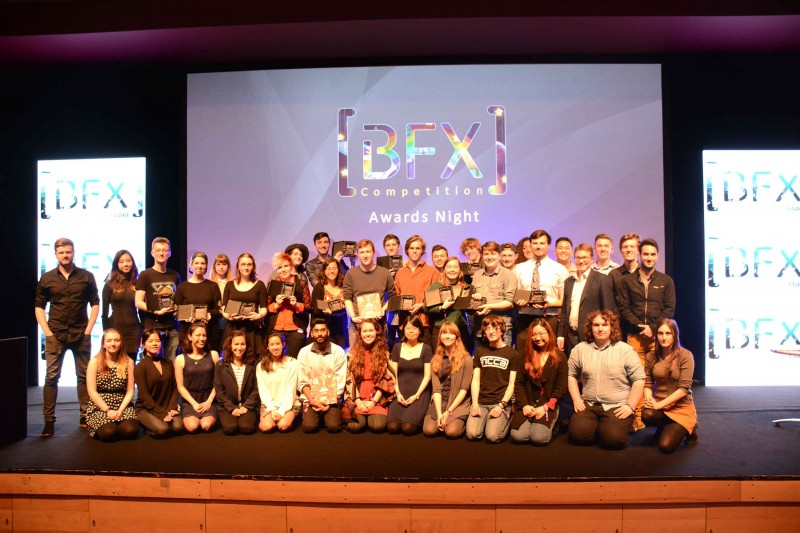 BFX Competition winners 2016