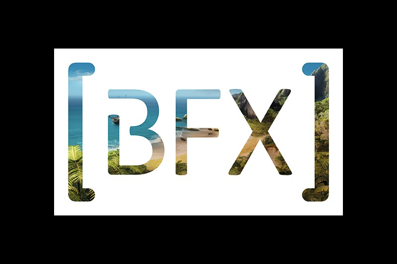 Logo for the 2015 Bournemouth Visual Effects Festival