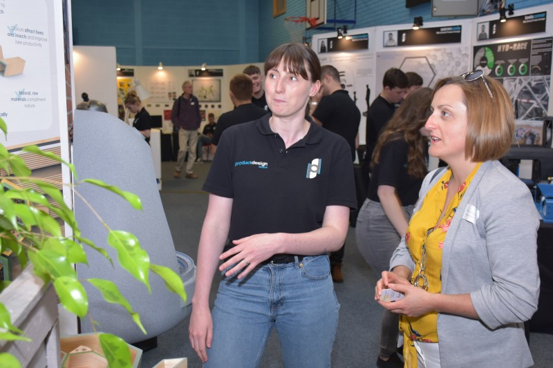 Engineering talent in Dorset on show at Festival of Design & Engineering