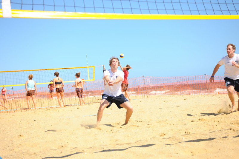 BUCS beach volleyball