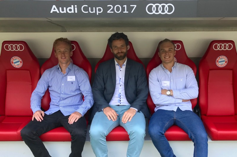 BU at Bayern Munich