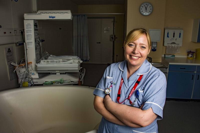 Becky Weston - healthcare heroes