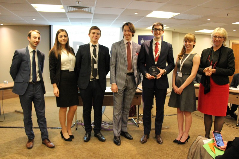 BU students win Passion 4 Hospitality competition a second time