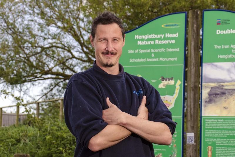 Brian Heppenstall – Senior Ranger at Hengistbury Head