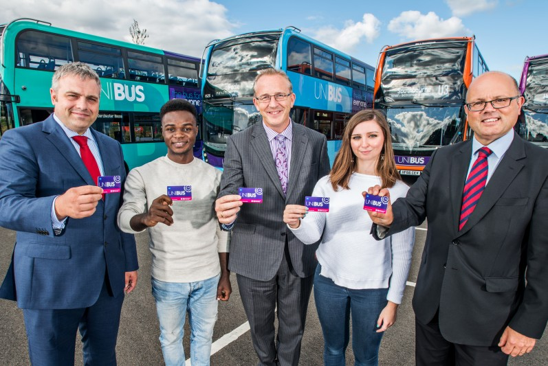 BU launches new UNIBUS service with morebus