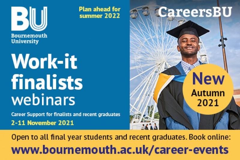 Careers Work-it! webinars