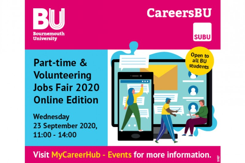 Careers Part Time & Volunteering Jobs Fair