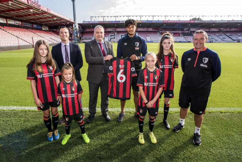 A winning start – BU continues partnership with AFCB