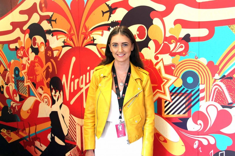 Chloe Mulligan Virgin - #MyPlacementStory