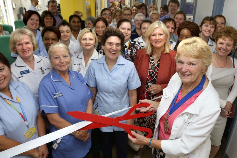 Christchurch Day Hospital Team awarded accreditation by Bournemouth University
