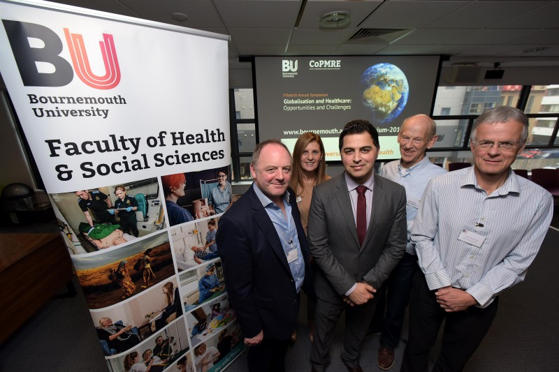 Globalisation tops agenda at BU healthcare symposium