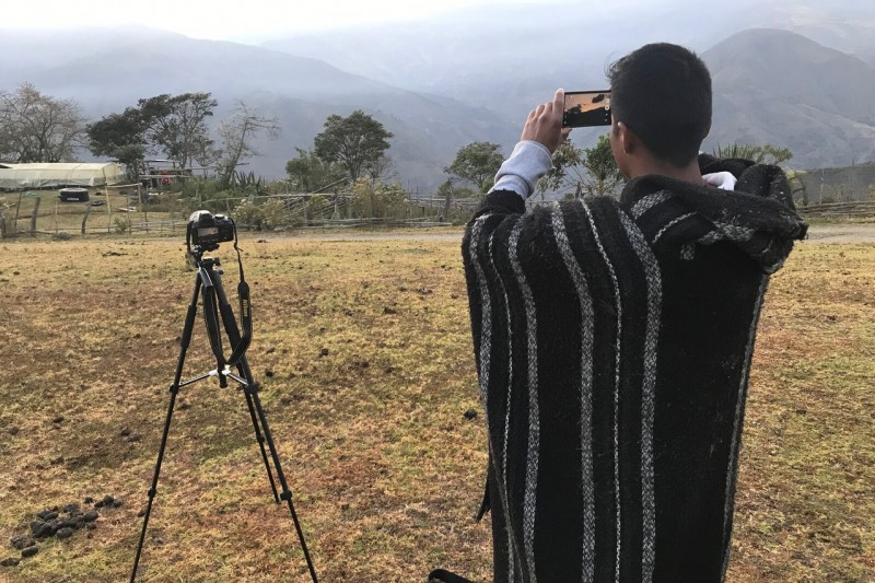 Colombia's Child Survivors project