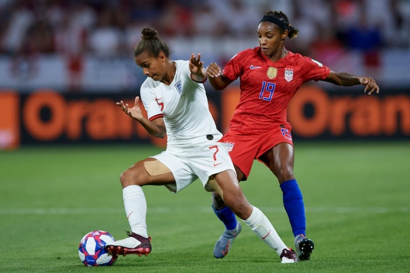 Conversation article - women's football