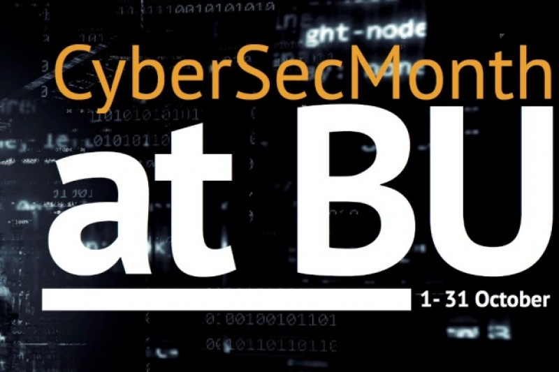 Cyber Security Month: Top tips