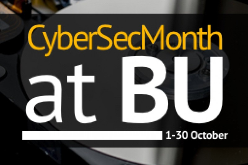 Cyber security month image