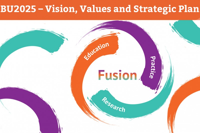 Fusion cycle of education, practice and research creating Fusion