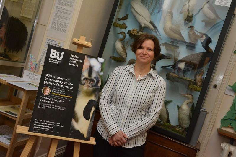 Amanda Korstjens inaugural lecture