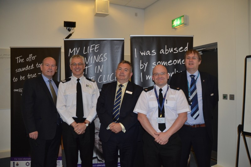 Dorset Police launch Cybersafe awareness campaign at BU