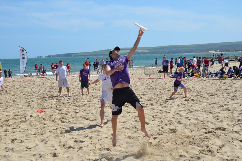 Sunburn Ultimate Frisbee Tournament returns to Bournemouth