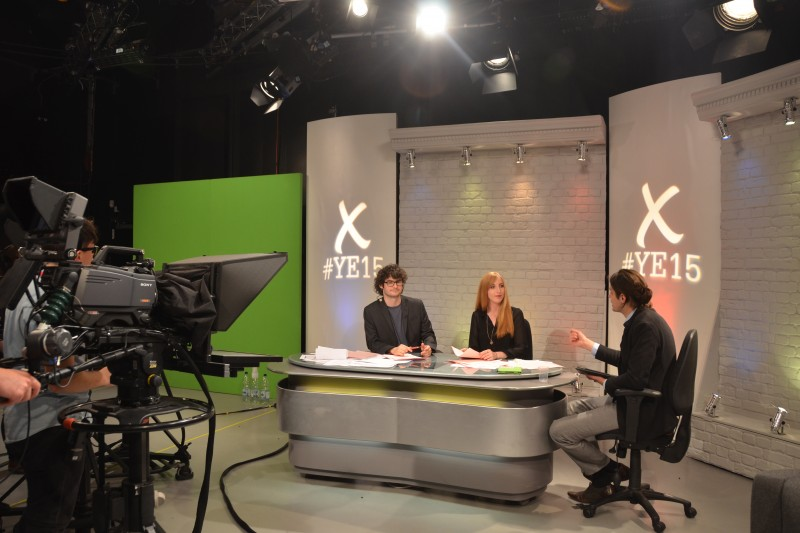 BU students provide live election results coverage