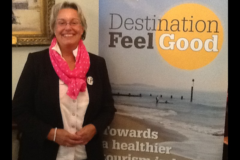Destination Feelgood Heather Hartwell