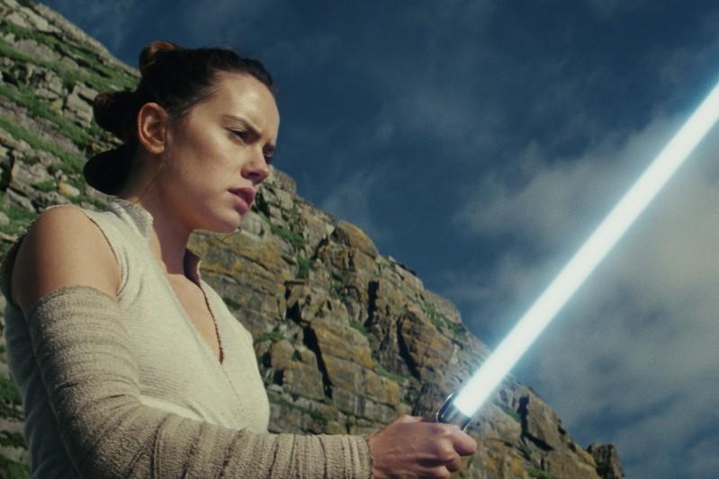 The Last Jedi: Rey 2