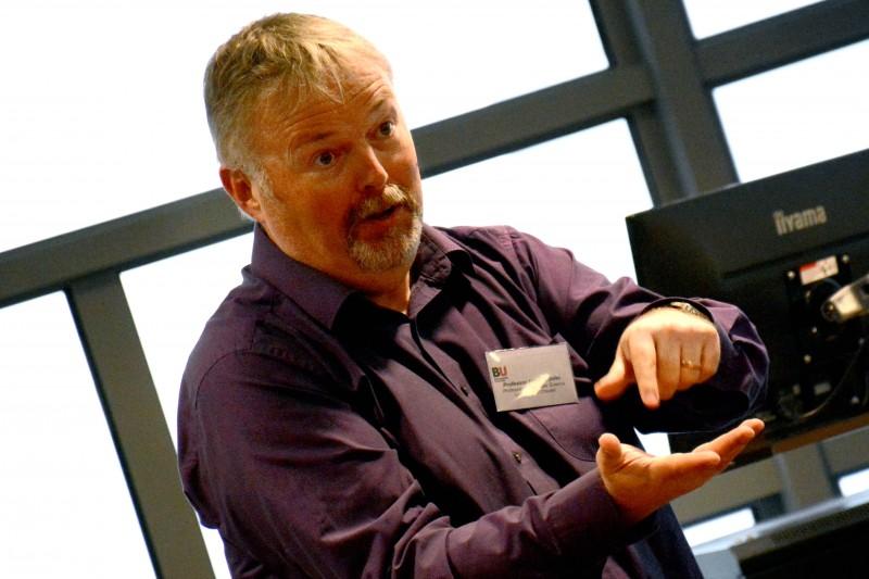 Next-generation computer animation techniques studied at Bournemouth University's EU AniM workshop