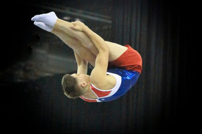 Edward Weeden's athlete story