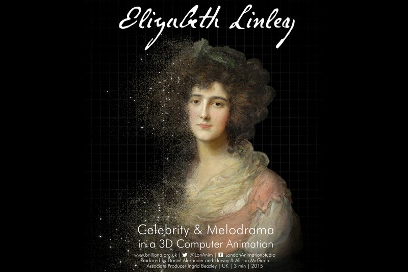 The Lost Romance of Elizabeth Linley