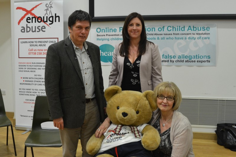 Conference raises awareness of child grooming