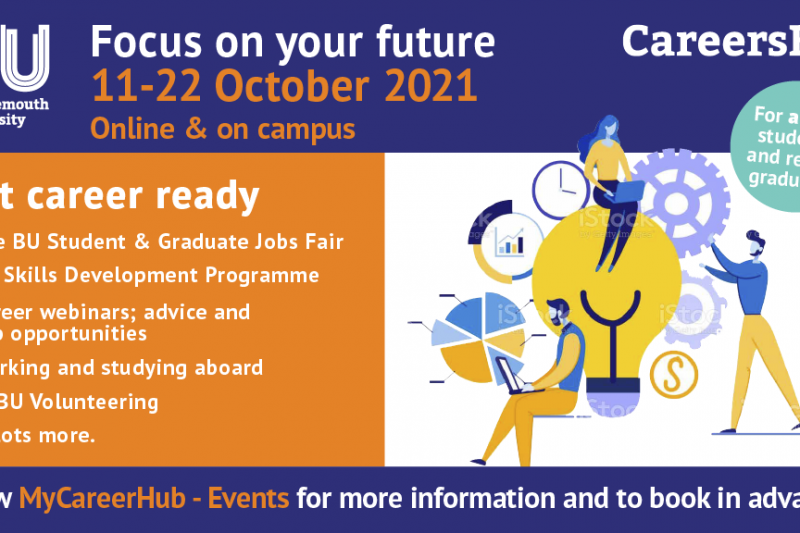 Focus On Your Future - careers fortnight