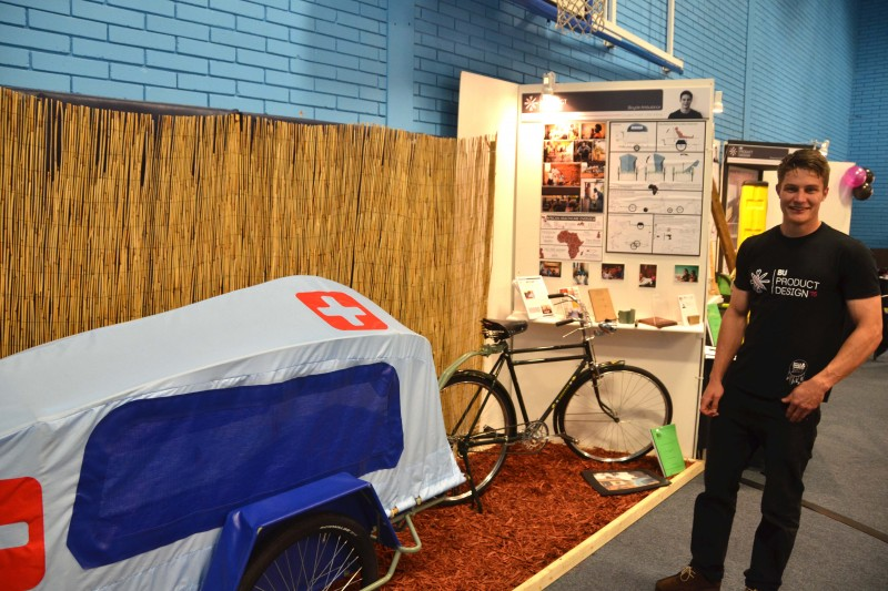 FoDT 2015 Ambulance Bike