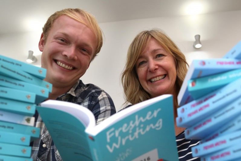 Fresher Writing Prize launched at Bournemouth University