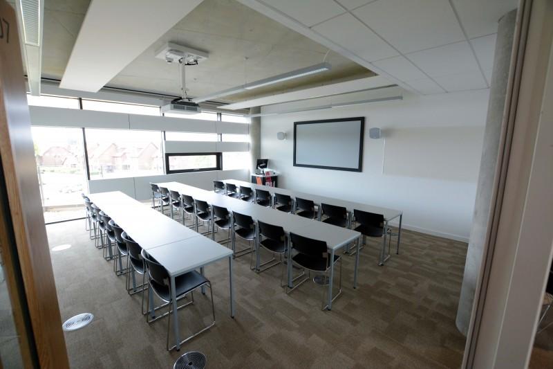 Fusion Building seminar room