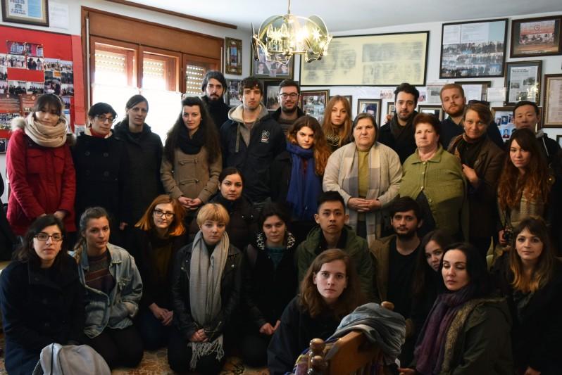 Kosovo research trip