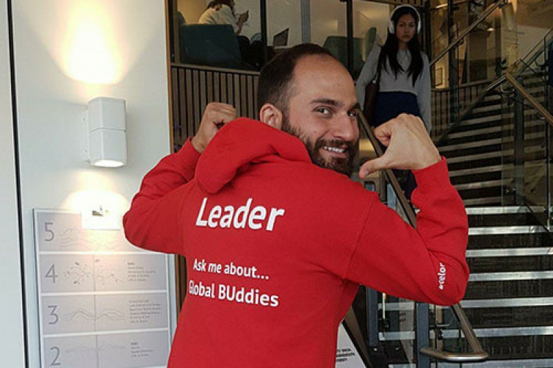 Apply to be a Global BUddies Group Leader