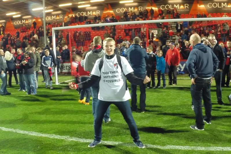 Gleb at AFC Bournemouth