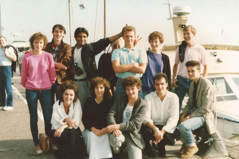 Gill Powell, 1986