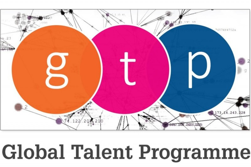 Global Talent Programme logo