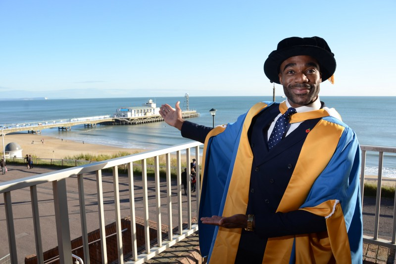 Honorary Doctorate Ore Oduba