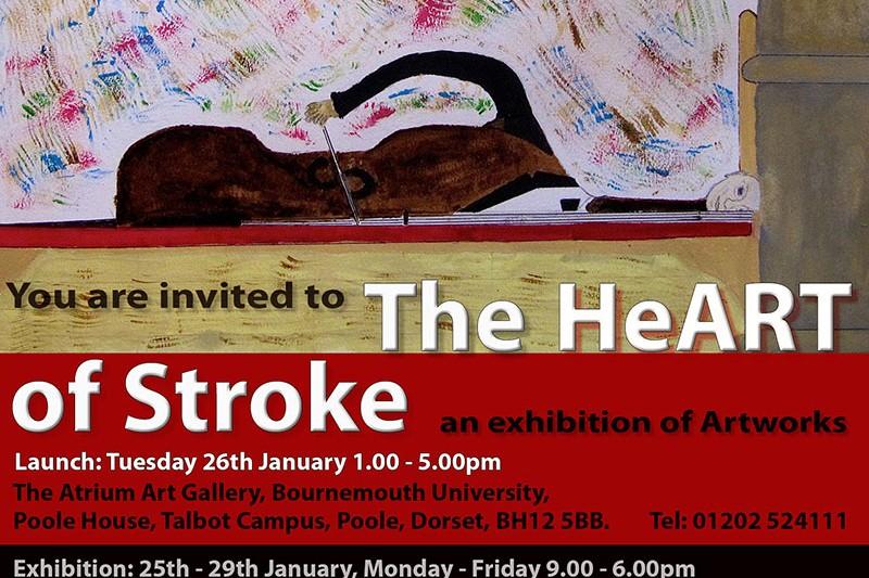 Heart of Stroke invite