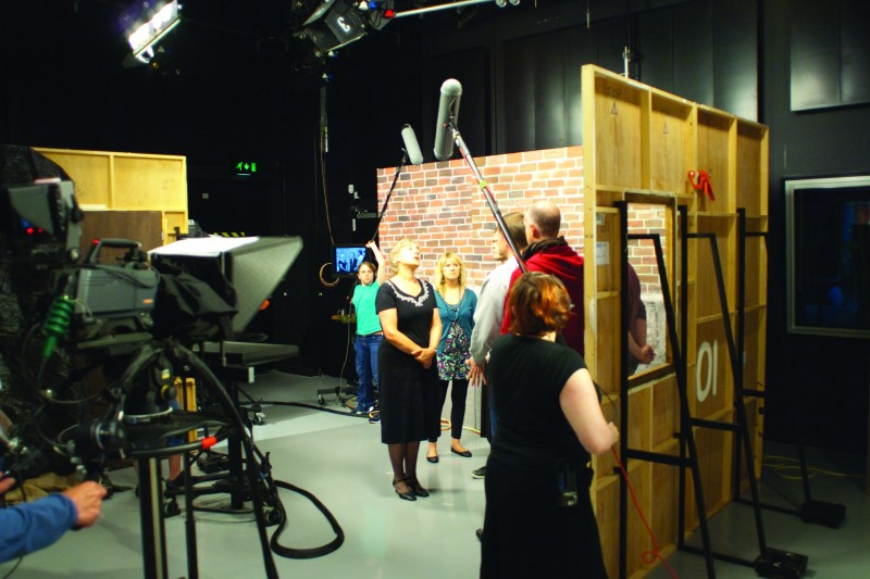 BA (Hons) Television Production (with Foundation Year option)