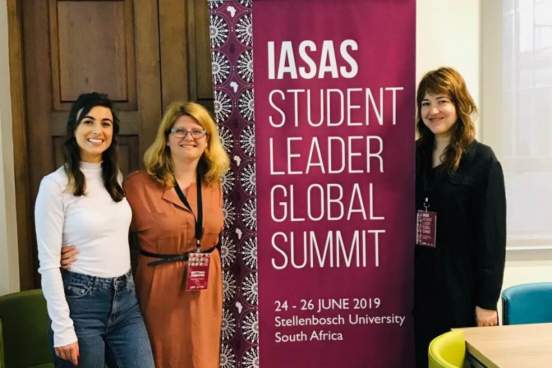 IASAS event in South Africa