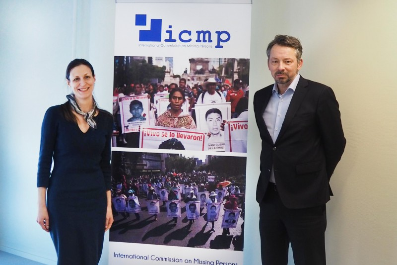 Melanie Klinkner ICMP