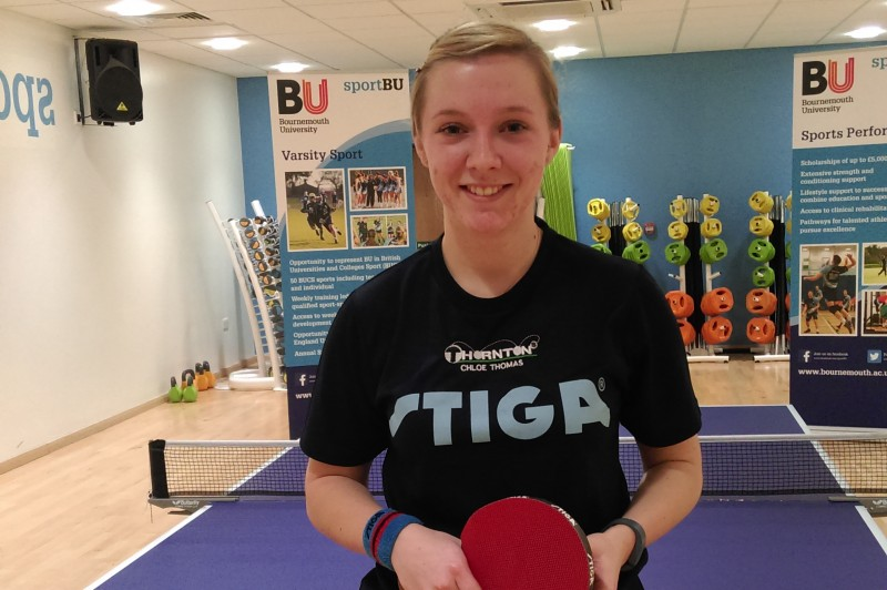 Chloe takes Wales to top 16 in World Championships