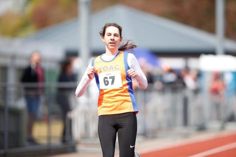 Sports Scholar Emma Denham: Athletics Training Journey