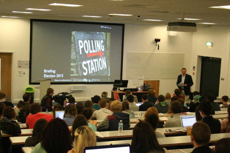 Kevin Marsh UK election coverage